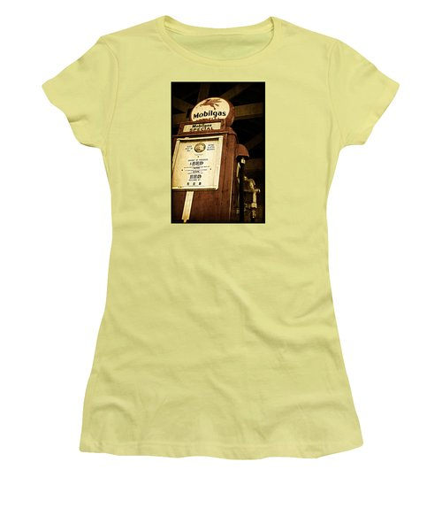 A Thing Of The Past Women's T-Shirt (Junior Cut) by Trish Mistric