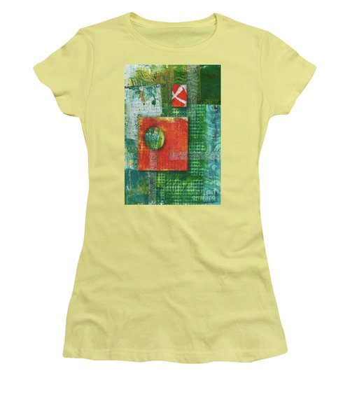 A View Women's T-Shirt (Athletic Fit)