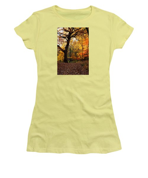 A Walk In The Woods 2 Women's T-Shirt (Athletic Fit)