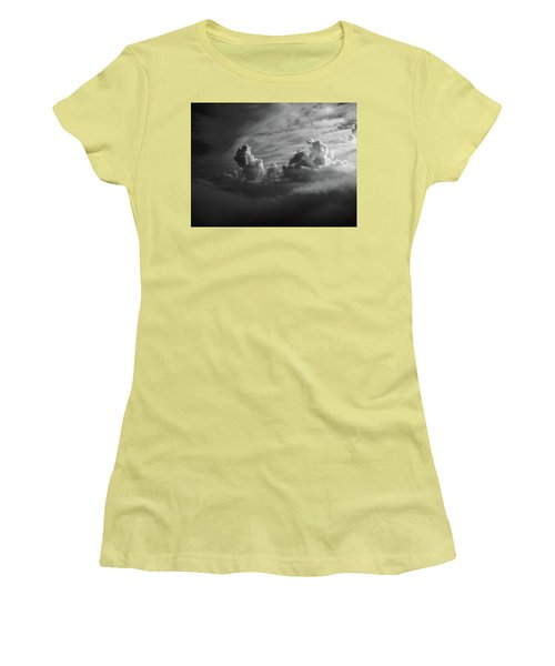Above Earth 4 Women's T-Shirt (Athletic Fit)