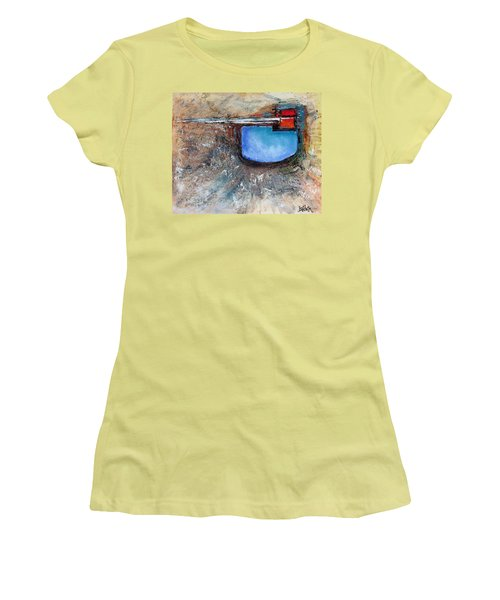 Abstract 200112 Women's T-Shirt (Athletic Fit)