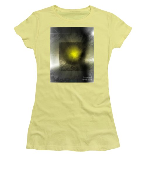 Abstract 533-2016 Women's T-Shirt (Athletic Fit)