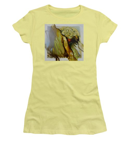Abstract X Women's T-Shirt (Junior Cut) by Joanne Smoley