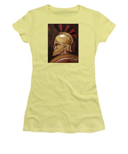 Achilles Women's T-Shirt (Athletic Fit)