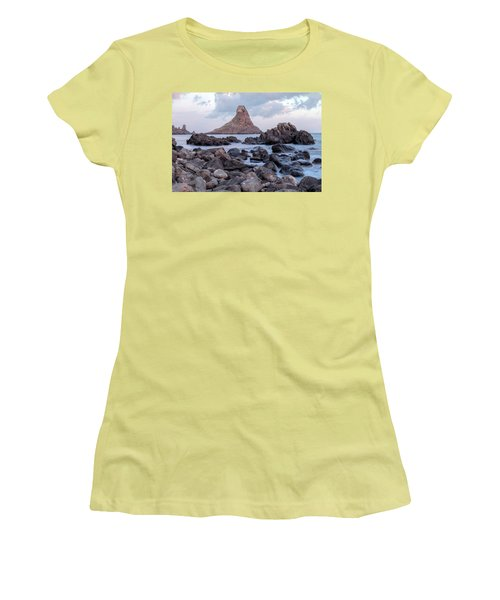 Aci Trezza - Sicily Women's T-Shirt (Athletic Fit)