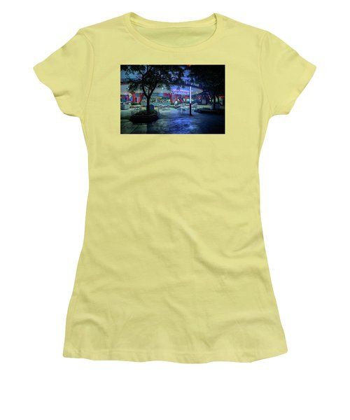 After Hours Women's T-Shirt (Athletic Fit)