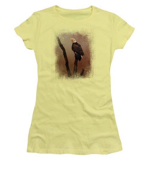 After The Autumn Storm Women's T-Shirt (Junior Cut) by Jai Johnson