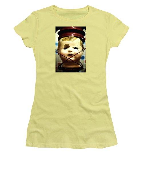 Afterlife 2 Women's T-Shirt (Junior Cut) by Newel Hunter