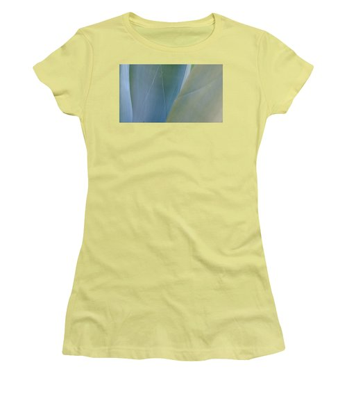 Agave Imprints Women's T-Shirt (Athletic Fit)