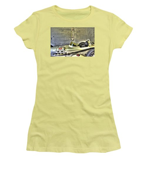 Aj Foyt 1961 Roadster Women's T-Shirt (Athletic Fit)