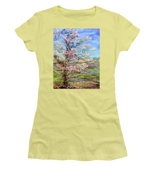 Alive Women's T-Shirt (Athletic Fit)