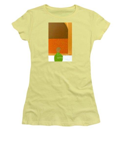 All Children Wonder Women's T-Shirt (Junior Cut) by Bill OConnor