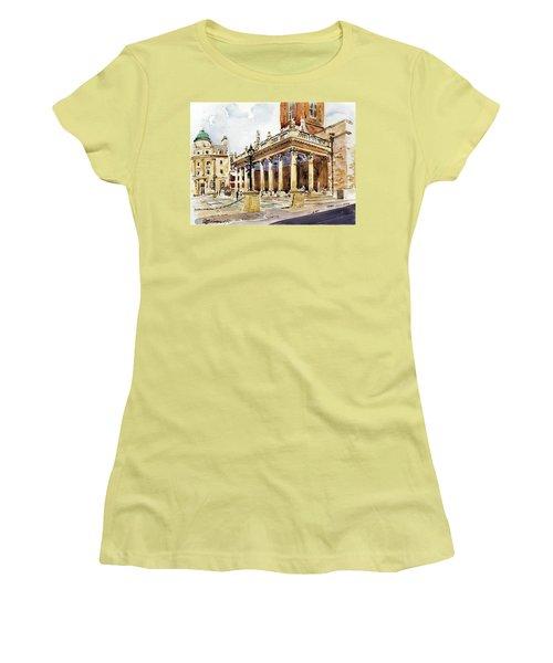 All Saints Church Northampton Women's T-Shirt (Athletic Fit)
