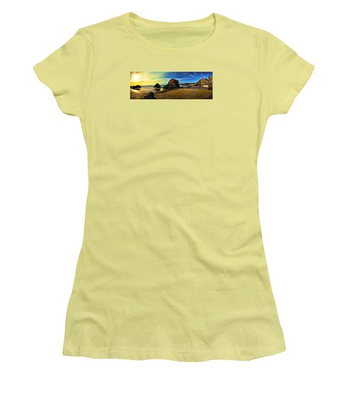 All The Gold In California Women's T-Shirt (Athletic Fit)