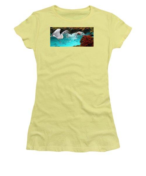 Allure Of Treats Women's T-Shirt (Junior Cut)