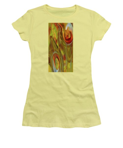 Almost  Resting II Women's T-Shirt (Junior Cut) by Steve Sperry
