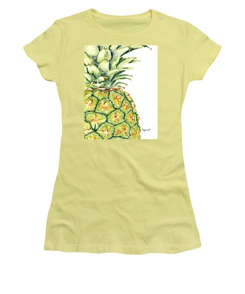 Aloha Again Women's T-Shirt (Athletic Fit)
