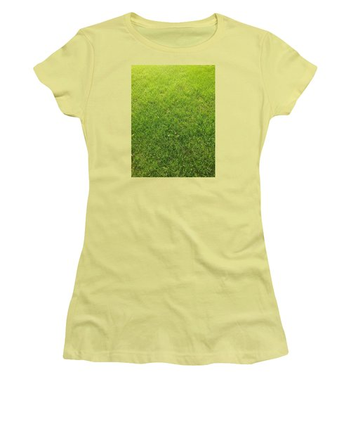 Always Greener Women's T-Shirt (Athletic Fit)