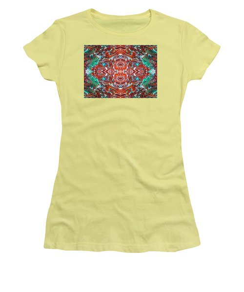 Amassed Existence Women's T-Shirt (Athletic Fit)