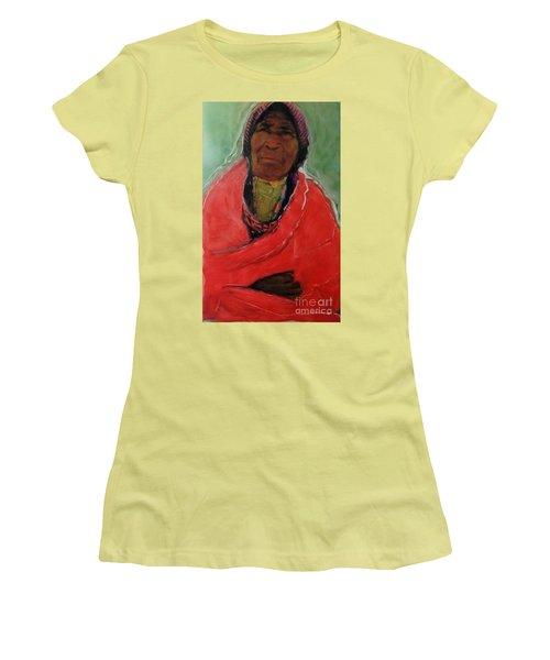 Amazing Grace Women's T-Shirt (Junior Cut) by FeatherStone Studio Julie A Miller