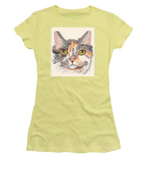 Amelia Women's T-Shirt (Athletic Fit)