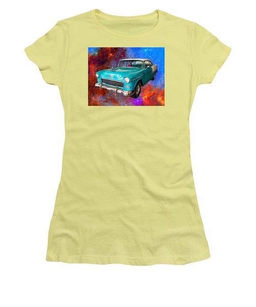 American Jewel  Women's T-Shirt (Athletic Fit)