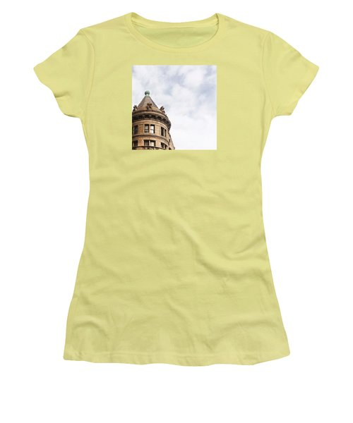 American Museum Of Natural History Women's T-Shirt (Athletic Fit)