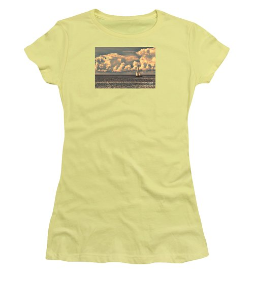An Afternoon Sailing Women's T-Shirt (Athletic Fit)