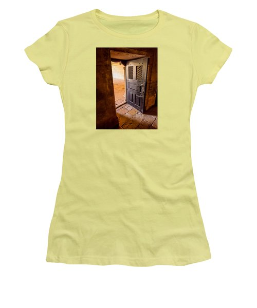 Ancient Door Women's T-Shirt (Athletic Fit)