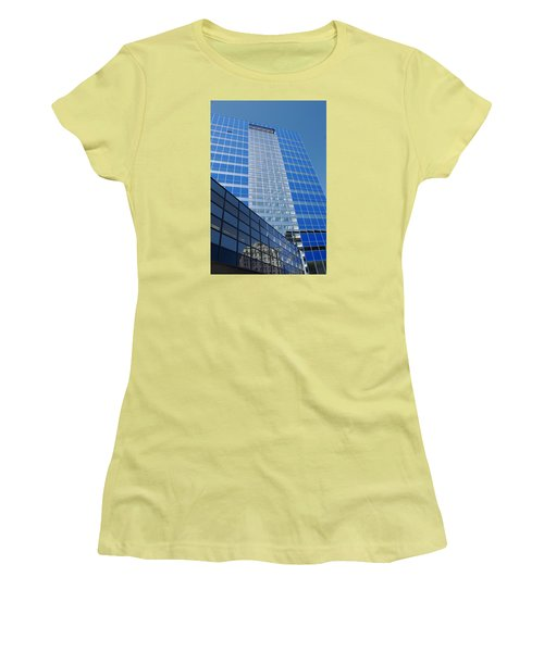 Angles Women's T-Shirt (Athletic Fit)