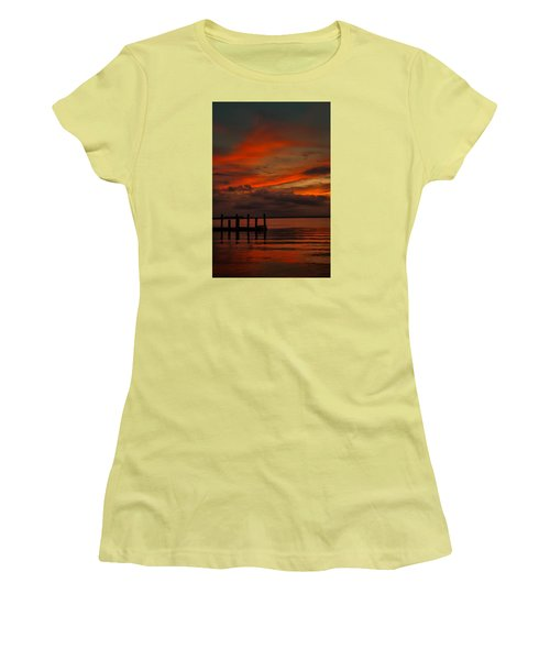 Another Day Is Done Women's T-Shirt (Athletic Fit)