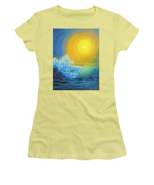 Another Sun Women's T-Shirt (Athletic Fit)