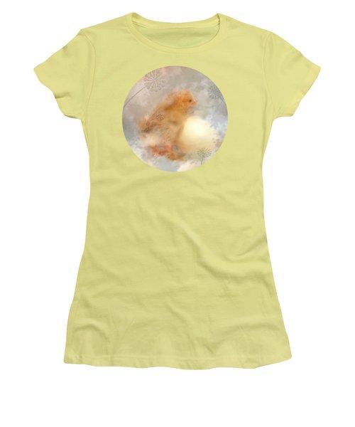 Anticipation  Women's T-Shirt (Junior Cut) by Anita Faye