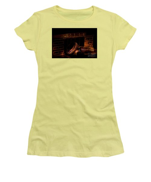 Antique Desk Women's T-Shirt (Athletic Fit)