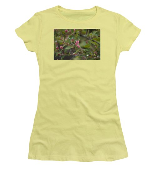 April Showers 2 Women's T-Shirt (Athletic Fit)