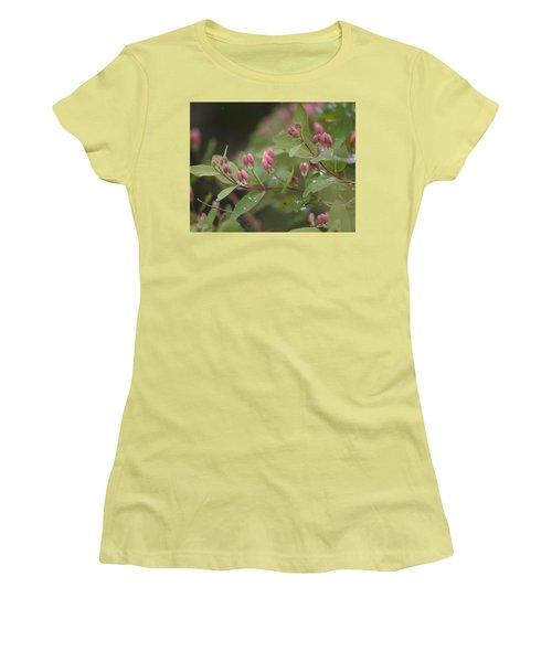 April Showers 4 Women's T-Shirt (Junior Cut) by Antonio Romero