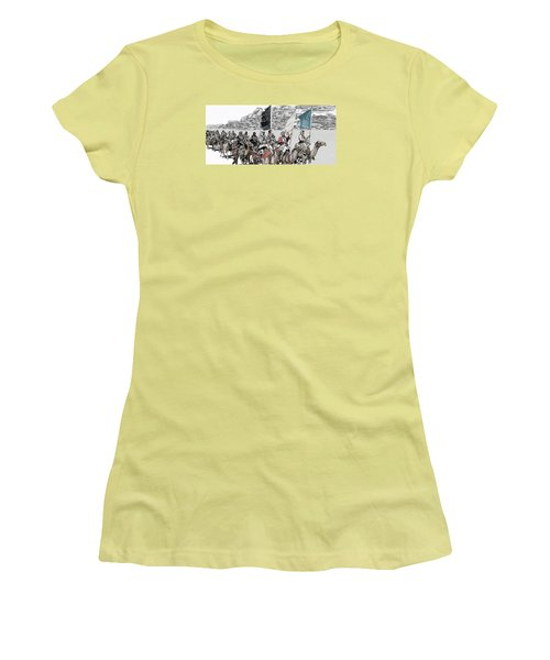 Arabian Cavalry Women's T-Shirt (Athletic Fit)