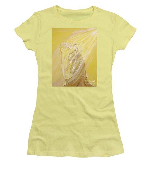 Archangel Uriel - Light Of God Women's T-Shirt (Athletic Fit)