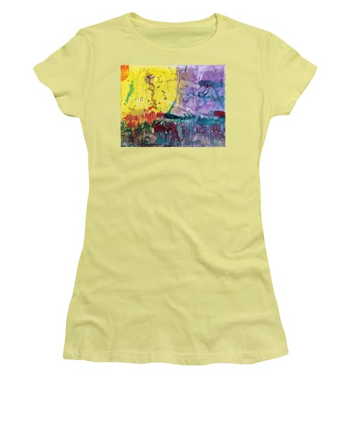 Architect Women's T-Shirt (Junior Cut) by Phil Strang