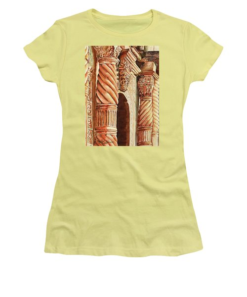 Architectural Immersion Women's T-Shirt (Athletic Fit)