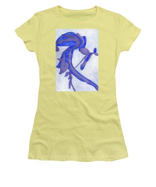 Aristolochia Women's T-Shirt (Junior Cut) by Versel Reid