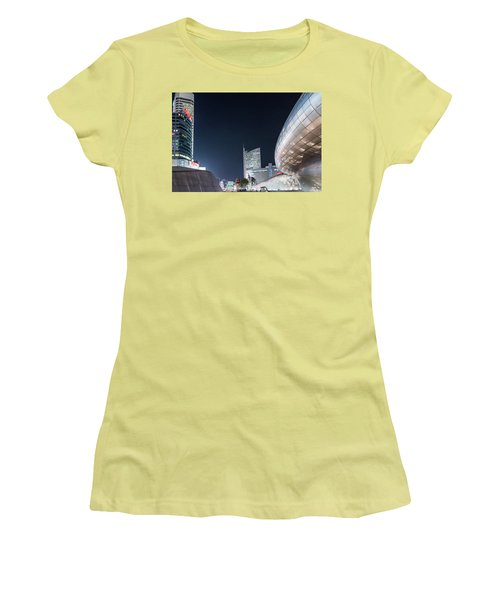 Aritficial Daylight Women's T-Shirt (Athletic Fit)