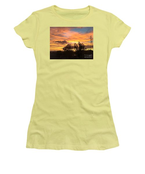 Arizona Awesome Women's T-Shirt (Junior Cut) by Anne Rodkin