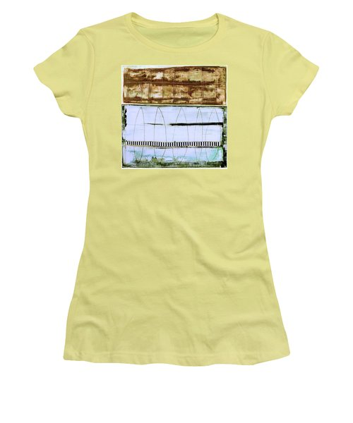 Art Print Malibu Women's T-Shirt (Athletic Fit)