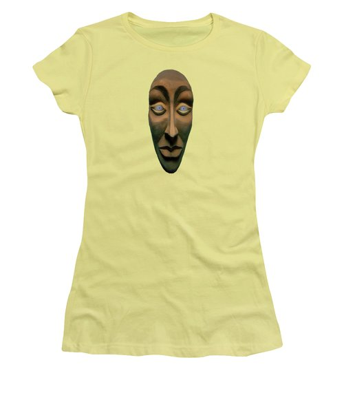 Women's T-Shirt (Junior Cut) featuring the photograph Artificial Intelligence Entity by David Dehner