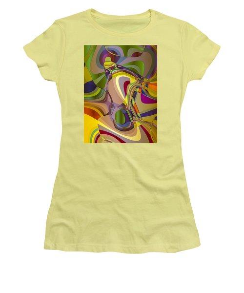 Don Quixote Women's T-Shirt (Junior Cut) by Moustafa Al Hatter