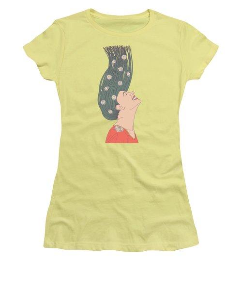 Serendipity Women's T-Shirt (Junior Cut) by Freshinkstain
