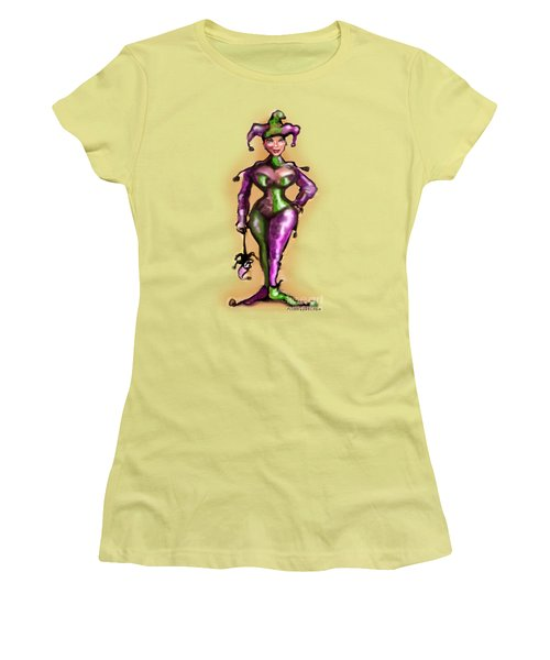 Harlequin Women's T-Shirt (Athletic Fit)