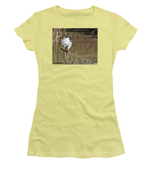 Fluff Time Women's T-Shirt (Junior Cut) by Bill Kesler