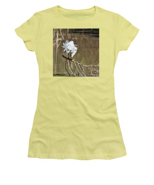 Fluff Time Women's T-Shirt (Athletic Fit)
